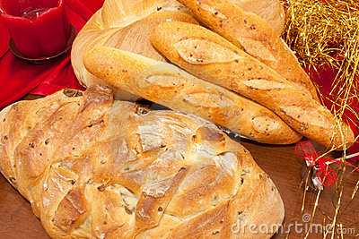 Bread For Christmas