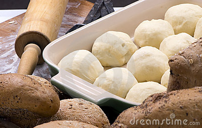 Bread Dough 005