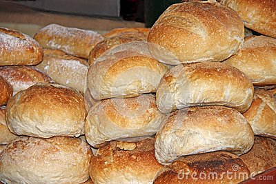Bread Loaves.