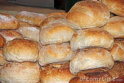 Bread Loaves.