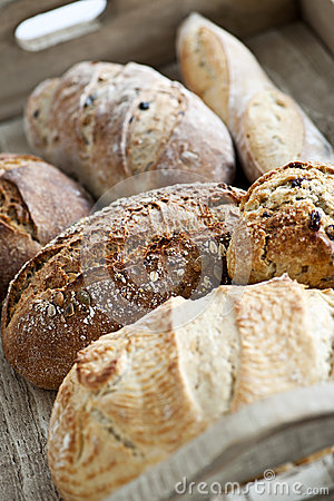 Free Bread Loaves Stock Images - 26393564