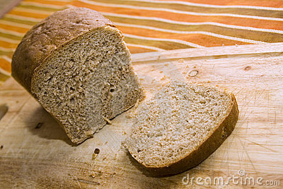Bread made of graham