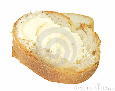 Bread and margarine