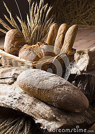 Free Bread Mix Royalty Free Stock Photo - 1968905