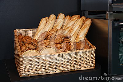 Bread and Pastries.
