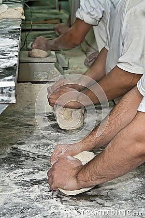 Free Bread Production Royalty Free Stock Photo - 17309465