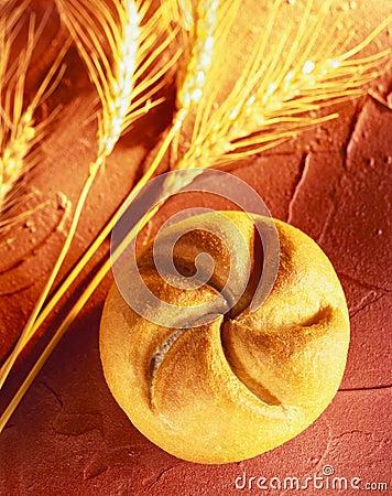 bread roll print