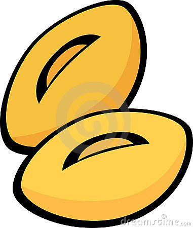bread rolls vector illustration