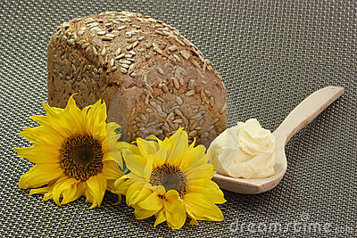Bread with Sunflower Oleo