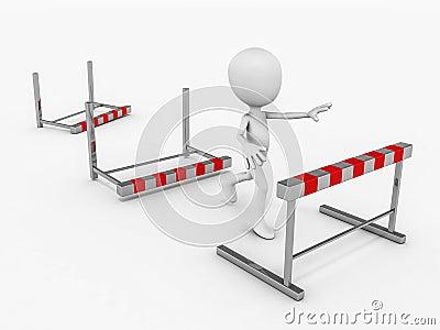 Break barrier