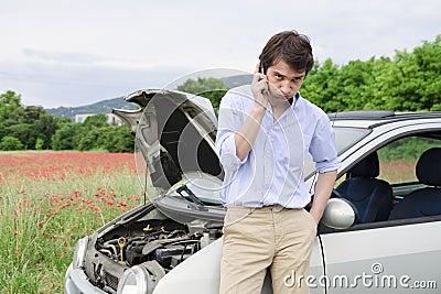 Breakdown service