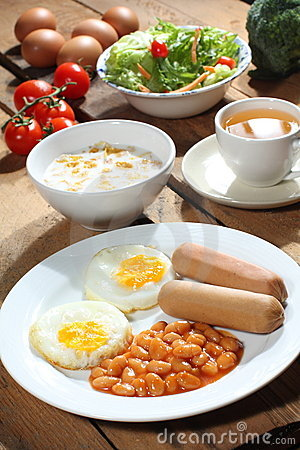 Breakfast Royalty Free Stock Photo - Image: 12772265