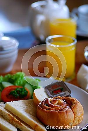 Free Breakfast Royalty Free Stock Photo - 1570785