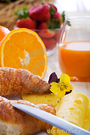 Free Breakfast Stock Photography - 5430792