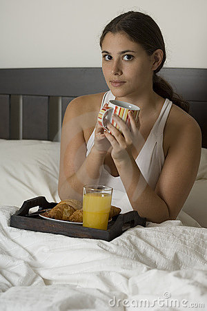 Breakfast In Bed 2