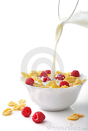 Free Breakfast Cereal Stock Photography - 10264862