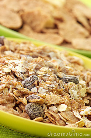 Free Breakfast Cereal Close-up Stock Photo - 17888670