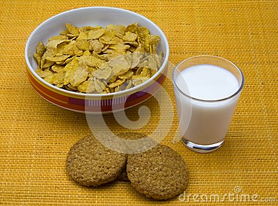 Breakfast cereals