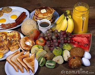 Breakfast Foods