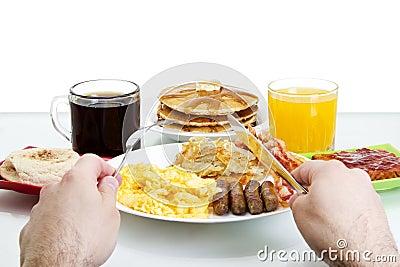 Breakfast POV