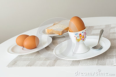 Breakfast Table Royalty Free Stock Images - Image: 29061819