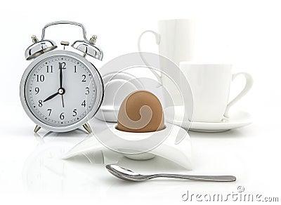 Breakfast Time consept