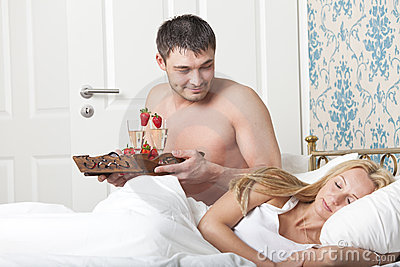 Breakfast to bed