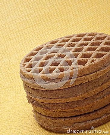 Breakfast Whole Wheat Waffles