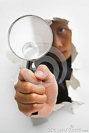 Breakthrough in investigation process