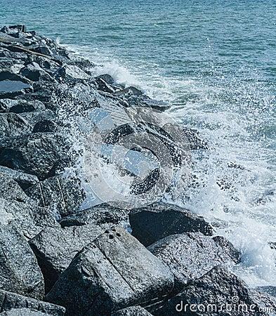 Coastal Breakwater UK