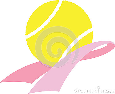 Breast Cancer Awareness Tennis