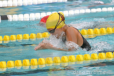 Breast stroke2