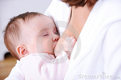 Breastfeding for baby