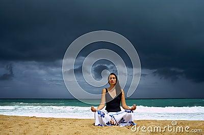 breathing storm