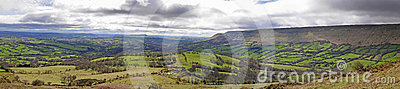 Brecon Panoramic