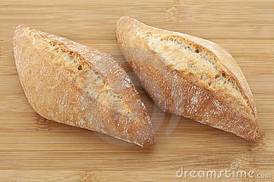 Bred rolls