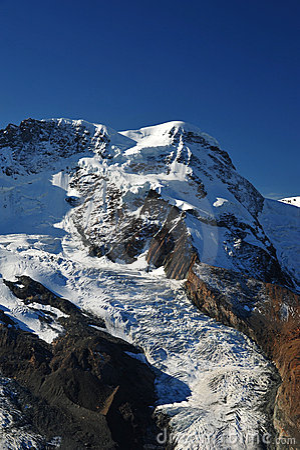 Breithorn山顶