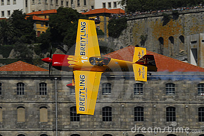 Breitling Team Editorial Stock Image