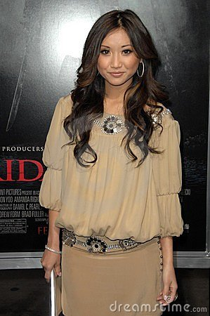 Brenda Song Editorial Image