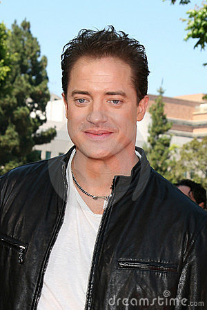 Brendan Fraser, Journey Editorial Photo