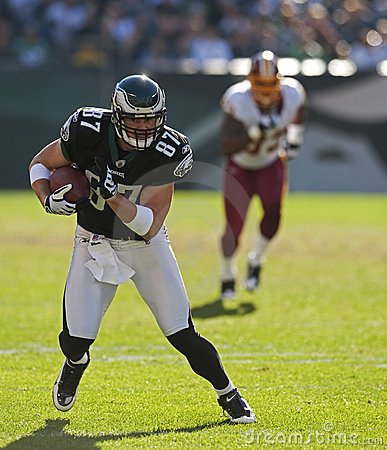 Brent Celek Editorial Stock Image
