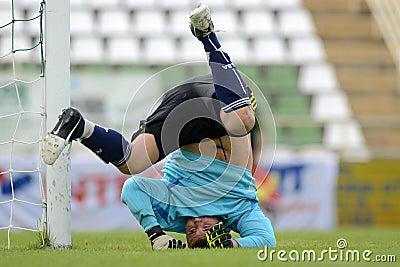Brescia - SYFA under 17 soccer game Editorial Photography