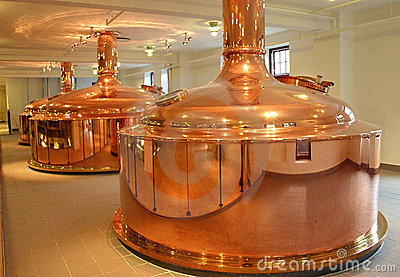 In the Brewery