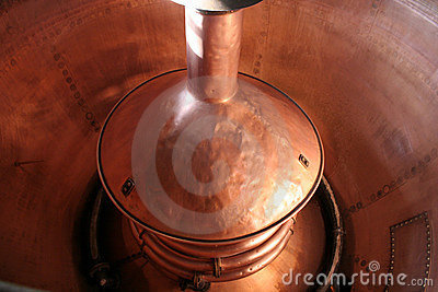 Brewing Copper