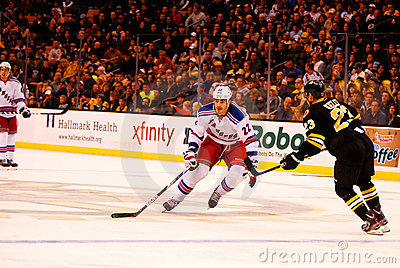 Brian Boyle New York Rangers Editorial Stock Photo