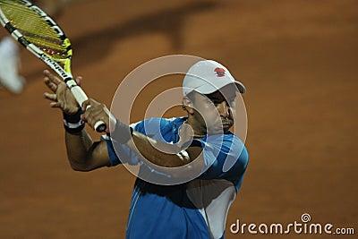 BRIAN DABUL, ATP TENNIS PLAYER Editorial Image