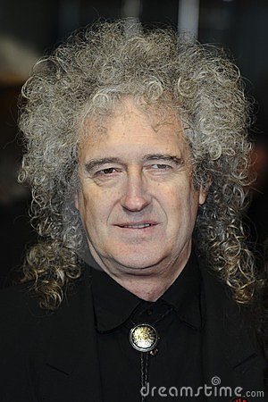 Brian May Editorial Photo