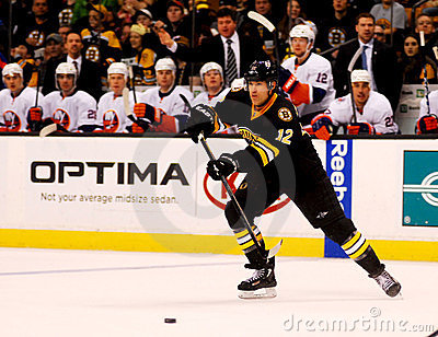 Brian Rolston Boston Bruins Editorial Image