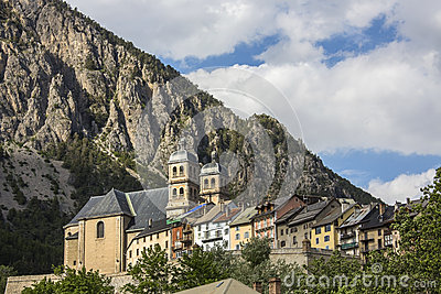 Briancon - French Alps - France