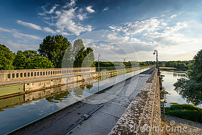 Briare Stock Photo